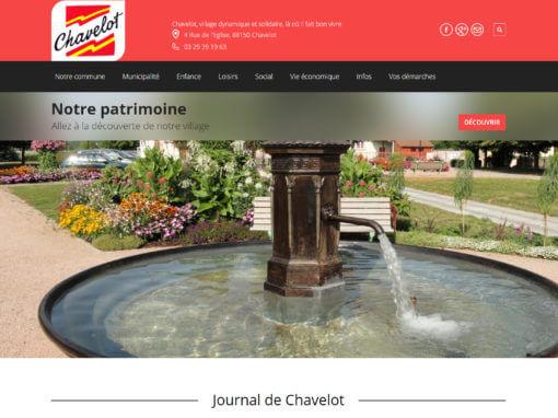 Mairie de Chavelot